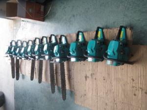 Powertec CE GS 58cc Easy Start Wood Gasoline Chain Saw (YD-PT05-58) pictures & photos