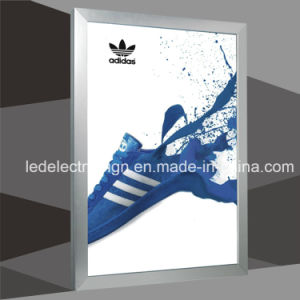 Photo Frame with LED Sign for Advertising Display pictures & photos