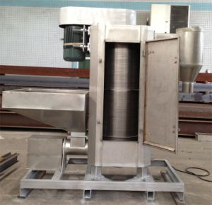 Automatic Stainless Steel Plastic Dewatering Machine for Drying Plastic pictures & photos