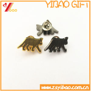 Cutom Color Enamel Shoe Pin with Black Plated (YB-SM-05) pictures & photos