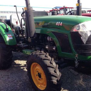 CE Cert. 40HP 4WD Compact Tractor with Tiller/Plough pictures & photos