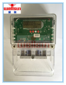Single Phase Prepaid Eletricity Energy Meters pictures & photos