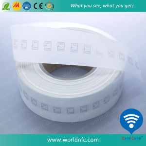 ISO18000-6c 915MHz RFID Smart Label/Sticker/Tag pictures & photos