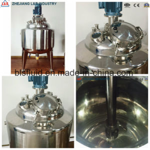 Sanitary Stainless Steel High Shear Emulsifying Tank pictures & photos