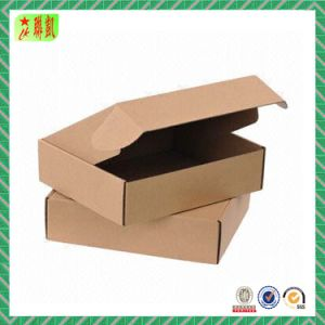Plain Brown Kraft Corrugated Mailing Box for Shipping pictures & photos
