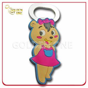 Wholesale Custom Cute Cartoon Soft PVC Bottle Opener pictures & photos