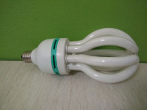 High Quality E27 B22 Lotus CFL Energy Saving Lamp pictures & photos