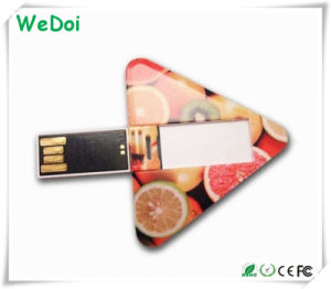 Hot Selling Credit Card USB Stick with 1 Year Warranty (WY-CA27) pictures & photos
