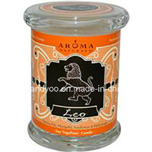 Aroma Scented Natural Wholesale Home Candle in Glass Jar pictures & photos