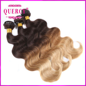 Supply Top Quality Grade 8A Three Tone Color Omber Hair Virgin Brazilian Hair Brazilian Virgin Hair pictures & photos