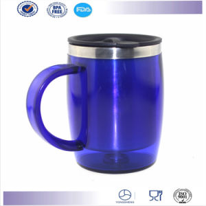 New Hot Sale Promotion Double Wall Office Mug with Handle Coffee Mug