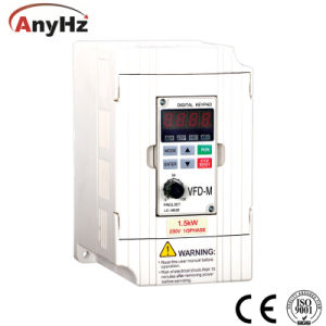 Anyhertz 2015 New Developed Vector Control Variable Speed Drive