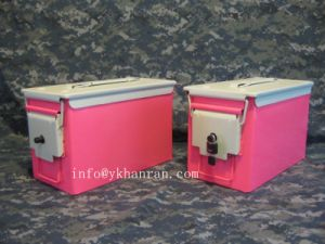 Military Ammo Box M2a1 Lockable Type