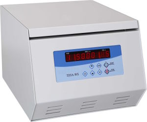 80tabletop Low-Speed Laboratory Centrifuge Medical Centrifuge pictures & photos