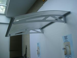 Polycarbonate Canopy/ Sunshade / Shelter for Windows & Doors (K1200A-L) pictures & photos