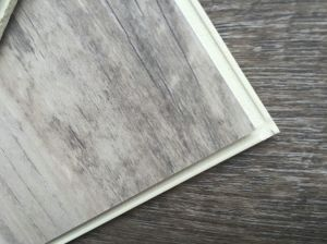 WPC Vinyl Flooring Tiles Planks with Soft Wood Underlay (super soundproof) pictures & photos