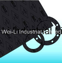 Non-Asbestos Rubber Sheet Wl8350 pictures & photos