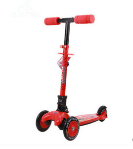 Tri-Scooter for Kids with Good Quality (YV-025) pictures & photos