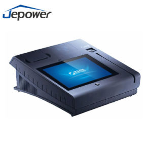 Chip and Pin, Swipe Card Electronic Payments POS with Printer pictures & photos