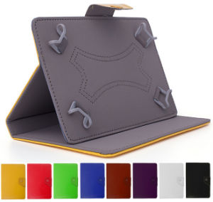 Leather Magnetic Flip Universal Case Cover for Tablet PC pictures & photos