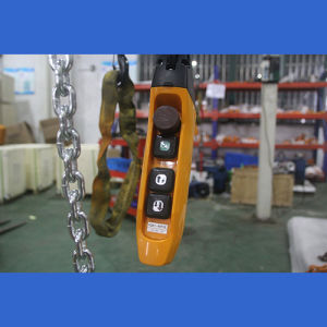 3ton Bm Japan Type Electric Chain Hoist with Hook pictures & photos