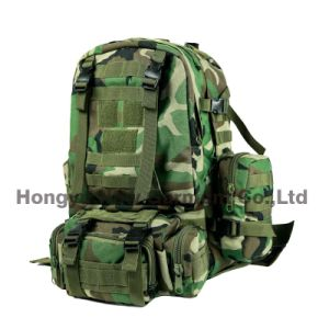 Waterproof Travel Sport Camping Hiking Tactical Military Backpack (HY-B043) pictures & photos