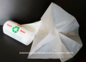 Red Star Seal Plastic Garbage Bag pictures & photos