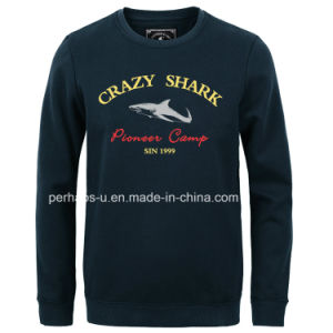 Warm Long Sleeve Winter Sweater Witth Print Logo pictures & photos