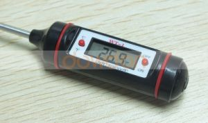 Instant Read Digital Kitchen Cooking Food Temperature Thermometer Probe for Food Grill BBQ and Candy pictures & photos
