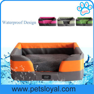 High Quality 600d Waterproof Pet Dog Bed, Dog Products pictures & photos