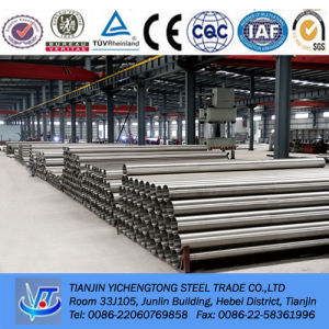 ASTM A312/A213/A269 TP304 Polished Stainless Steel Welding Pipe pictures & photos