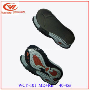 Best Selling 2016 Men Sandals Sole Fashion EVA Rb Outsole for Making Flip Flop Shoes pictures & photos