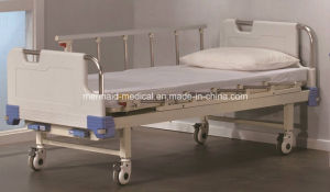 Medical Equipment B-11-3 Movable Full-Fowler Hospital Bed B-11-3 (ECOM41) pictures & photos