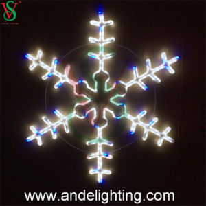 Christmas Snowflake 2D LED Motif Lights with Ce RoHS Approved pictures & photos