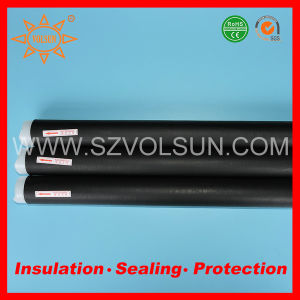 Volsun EPDM Rubber Foam Insulation Tube pictures & photos