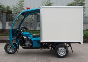 Hot Sell Reverse Trike/3 Wheel Cargo Motorcycle pictures & photos
