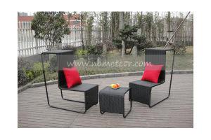 Mtc-075 Morden Style Bistro Rattan Set Garden Furniture pictures & photos
