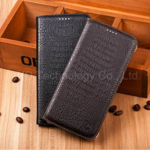 Luxury Mobile Phone Leather Holster Case