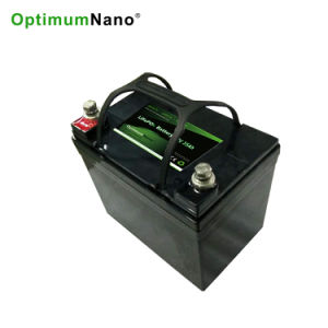 Smart BMS 12V LiFePO4 Lithium Battery with Bluetooth pictures & photos