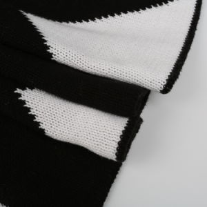 Cotton Knit Throw Art. CT-K16015 pictures & photos
