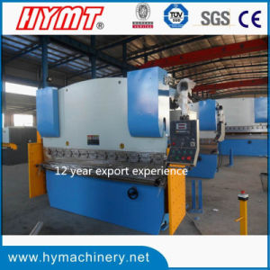 WC67Y-63x2500 Hydraulic Steel Plate Bending folding Machine pictures & photos