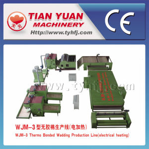 Mesh Paving Machine, Home Textile Production Machine, Mattress Wadding Production Line pictures & photos