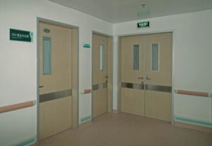 Special Designed Manual Swing Door for Hospital Use