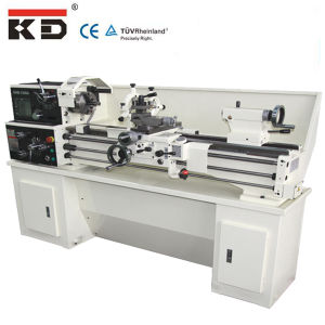 Mini Flat-Bed Bench Lathe Machine Ghb-1440A pictures & photos