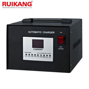 30A Digital Automatic Charger with Automatic Identification pictures & photos