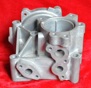 Aluminum Die Casting Parts of Strong Water Pump pictures & photos