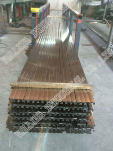 Oval Stainless Steel Tube (AISI304) pictures & photos