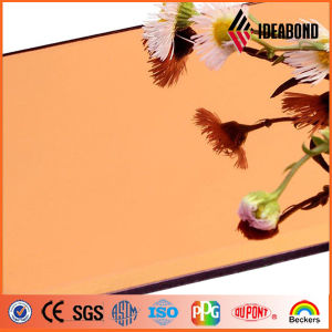 Fireproof High Gloss Aluminum Composite Panel pictures & photos