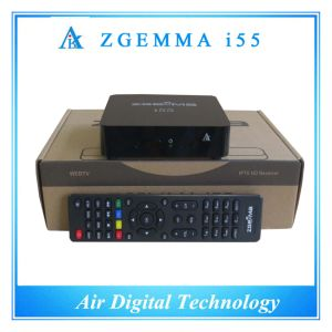 2016 Genuine Zgemma I55 Enigma2 Linux IPTV TV Box with Sat IP Function pictures & photos