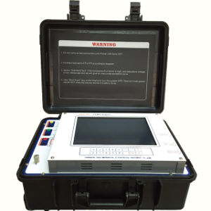 Gdva-405 Advanced Automatic Current Transformer CT and Voltage Transformer PT Tester pictures & photos